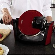 Best 5 Red Waffle Maker & Iron For The Money In 2021 Reviews