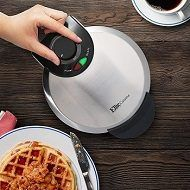 Best 5 Stainless Steel Waffle Maker & Iron In 2021 Reviews