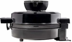 Chefman Perfect Pour Volcano Belgian Waffle Maker review