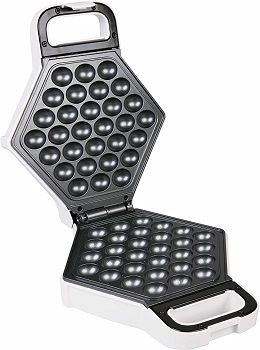 CucinaPro Bubble Waffle Maker review