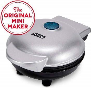 Dash DMS001BK Waffle Maker Mini