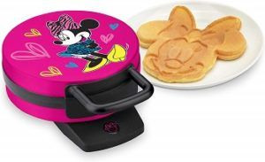 Disney DMG-31 Minnie Mouse Waffle Maker