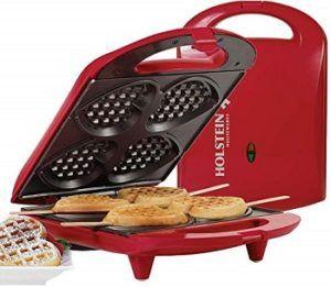 Holstein Housewares HF-09031R Waffle Maker