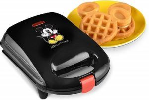 Mickey Mouse 90th Anniversary Mini Waffle Maker