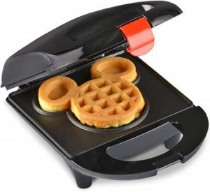 Mickey Mouse 90th Anniversary Mini Waffle Maker review