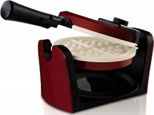 Oster Titanium Infused Waffle Maker review