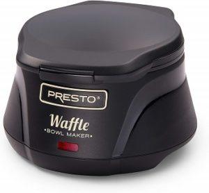 Presto 03500 Belgian Waffle Bowl Maker review