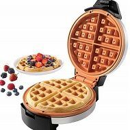 Top 4 Copper Waffle Maker & Iron Yo Can Pick In 2021 Reviews