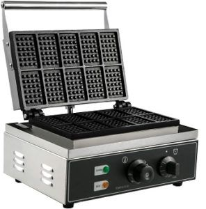 Vbenlem Commercial Waffle Maker