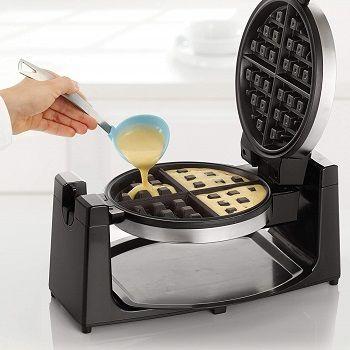 round-waffle-maker